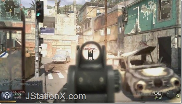 Modern Warfare 2 Multiplayer Screenshot 2