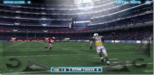 Backbreaker Screenshot