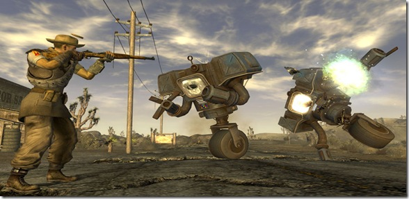 Fallout New Vegas Screenshot 1 - digitaltrends