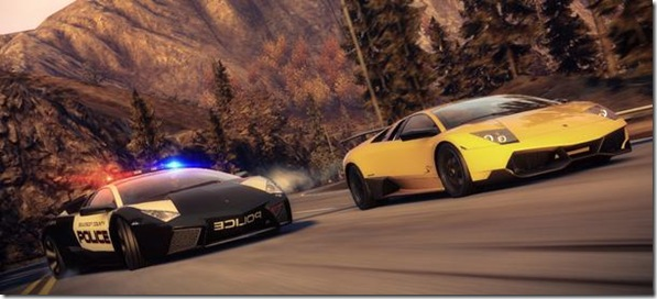 NFS HP Screenshot
