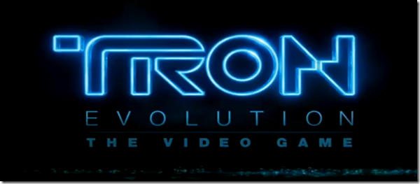 Tron Evolution Logo