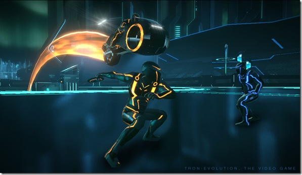 Tron Evolution Screenshot 1