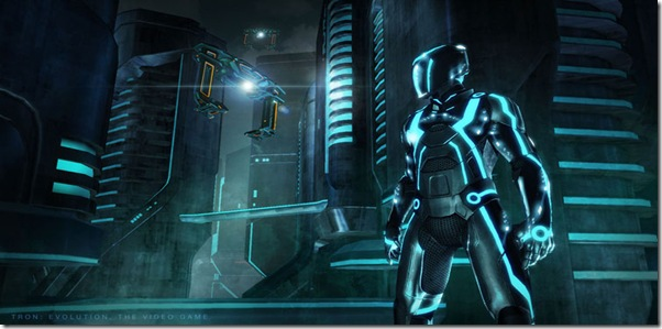Tron Evolution Screenshot 2