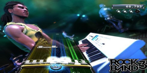 Rock Band 3 Screenshot 2