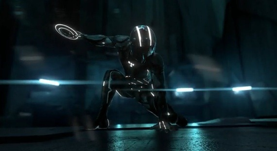 Deus Ex Machina Artificial Intelligence Meets Real: Tron Evolution (PS3) Review