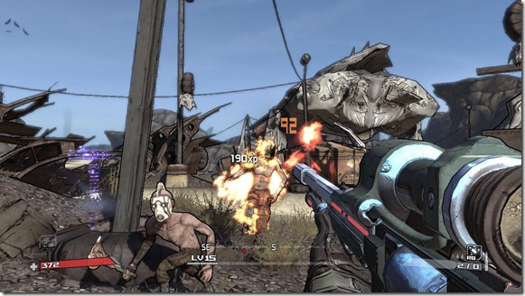 Borderlands Screenshot 1