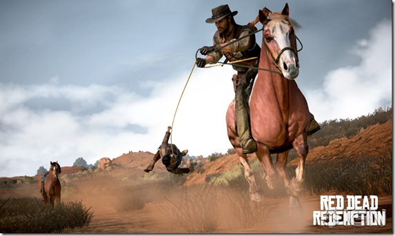 Red Dead Redemption Screenshot