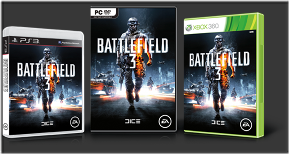 Keep reading to view the trailer for Battlefield 3.