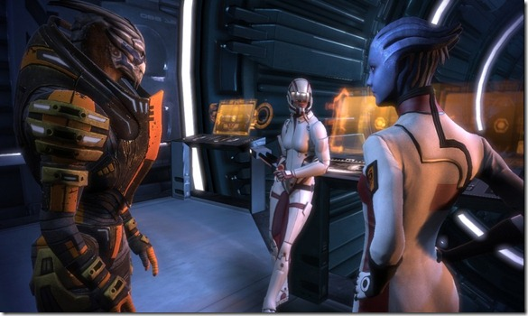 Mass Effect 2 PS3 Screenshot