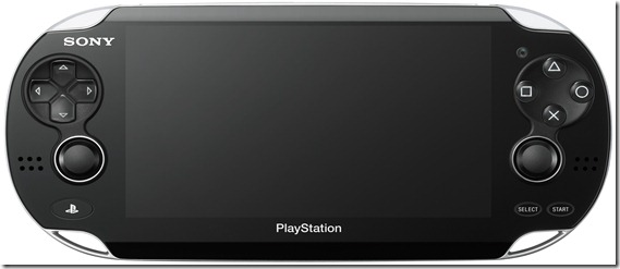 PSP2 Front