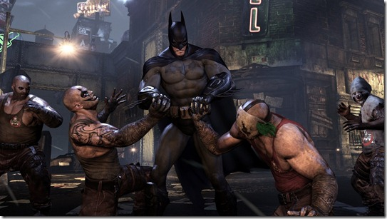 Batman Arkham City Screenshot 1