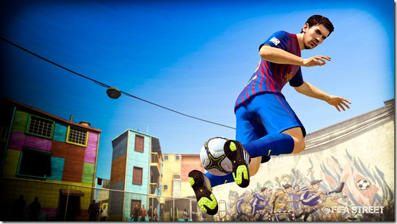 FIFA Street Screenshot 1