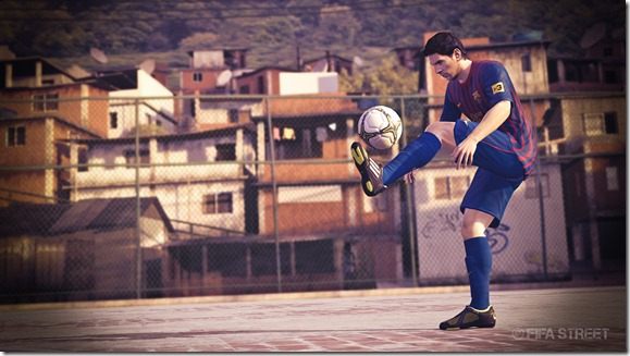 FIFA Street Screenshot 3