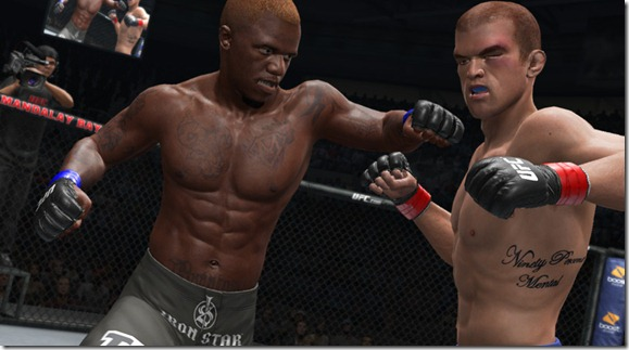UFC Undisputed 3 Screenshot 1