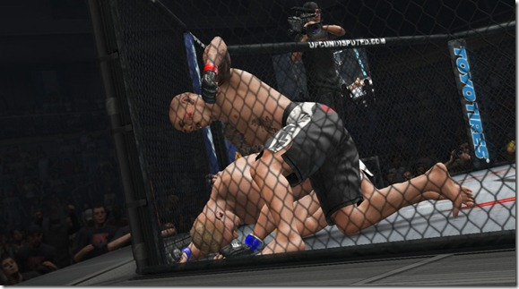 UFC Undisputed 3 Screenshot 2