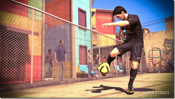 FIFA Street Screenshot 4