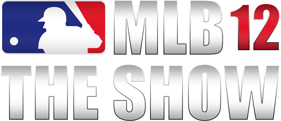 MLB 12 The Show Logo