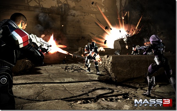 Mass Effect 3 Pre-Order Screenshot 1