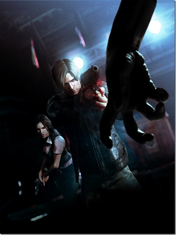 RE6 Teaser Artwork