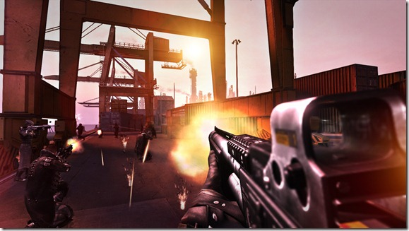 Syndicate Screenshot 2