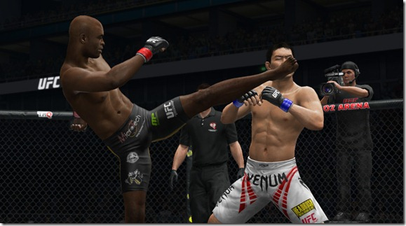 UFC Undisputed 3 Screenshot 3