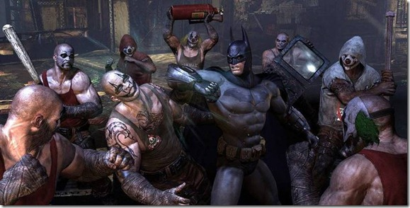 Batman Arkham City Screenshot 6