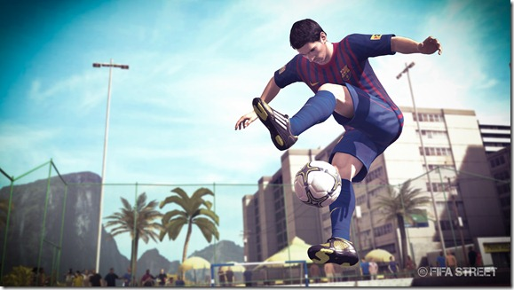 FIFA Street Screenshot 2