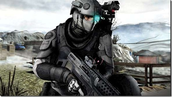 Ghost Recon Future Soldier Screenshot