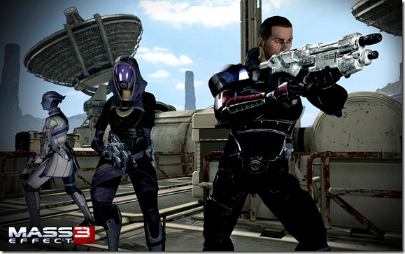 Mass Effect 3 Pre-Order Screenshot 2