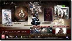 Assassin's Creed 3 Freedom Edition Picture
