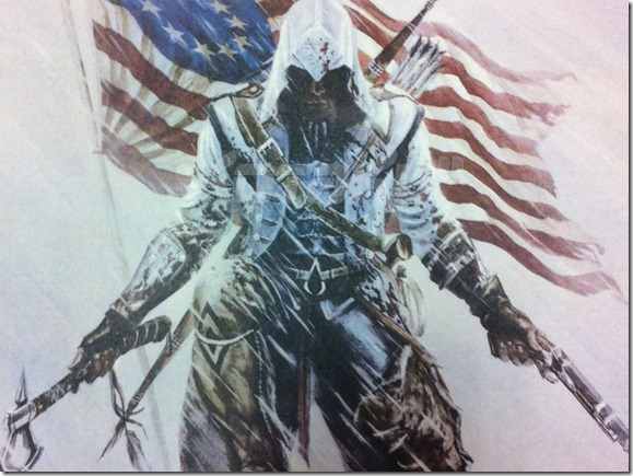 Assassin's Creed 3 Promo Picture