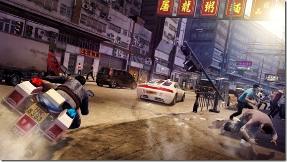 Sleeping Dogs Screenshot 2