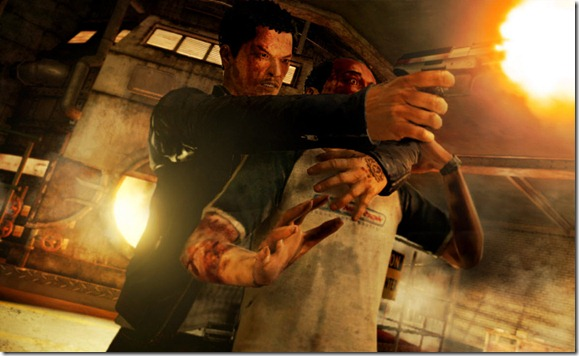 Sleeping Dogs Screenshot 4
