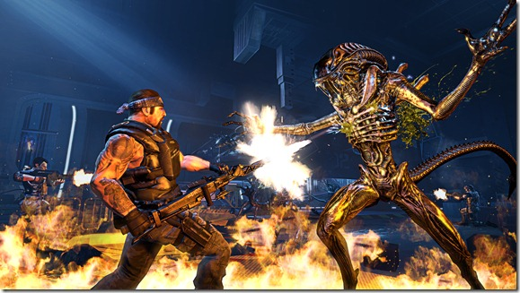 Aliens Colonial Marines Screenshot 1