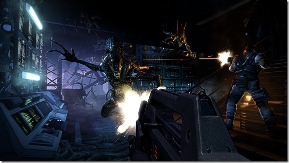 Aliens Colonial Marines Screenshot 2