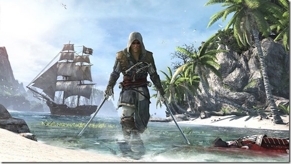 Assassin's Creed 4 Black Flag Screenshot 1