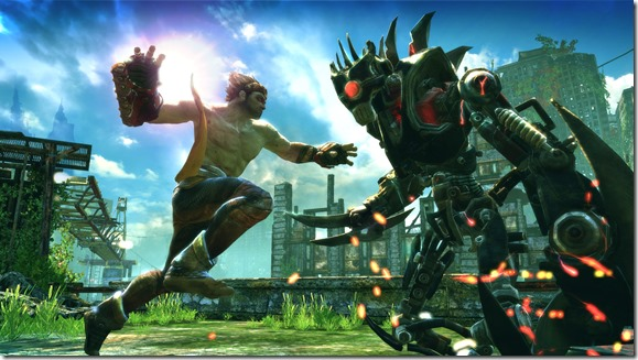 Enslaved Odyssey to the West screenshot