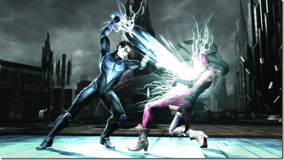 Injustice Gods Among Us Ultimate Edition screenshot 2