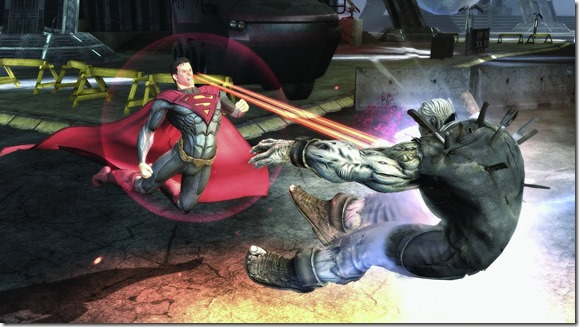 Injustice Gods Among Us Ultimate Edition screenshot 3