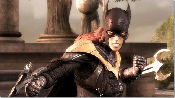 Injustice Gods Among Us Ultimate Edition screenshot