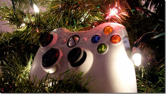 Xbox 360 Christmas Tree image
