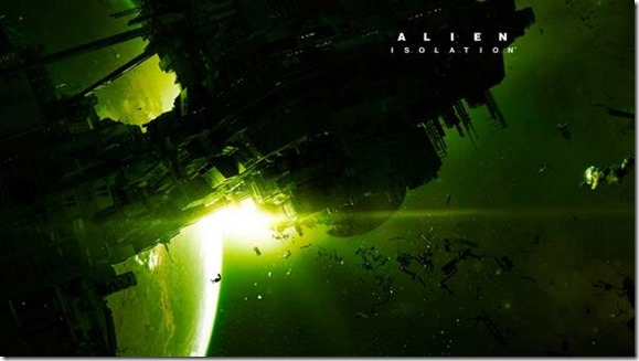 Alien Isolation teaser image