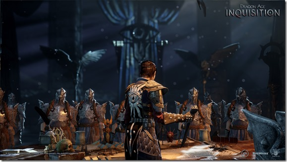 Dragon Age: Inquistion screenshot 2