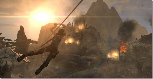 Tomb Raider Definitive Edition screenshot 3