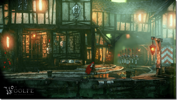 Woolfe screenshot 1