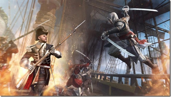 Assassin's Creed 4 Black Flag Screenshot 3