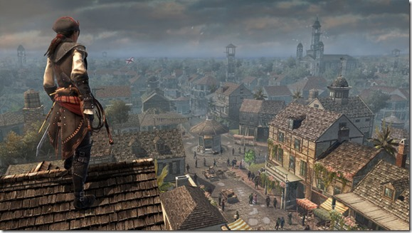 Assassin's Creed Liberation HD screenshot
