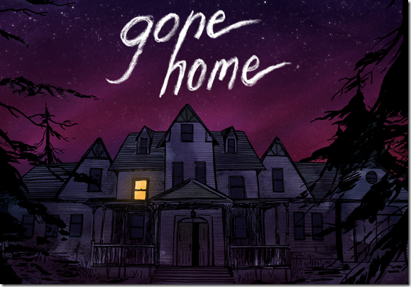 Gone Home game image