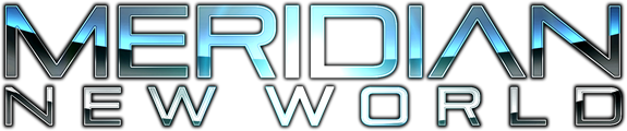 Meridian New World logo