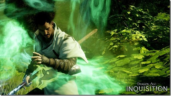 Dragon Age Inquisition Dorian screenshot